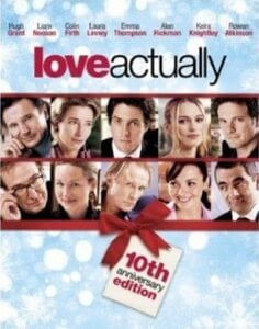 Best Rom Coms - Love Actually