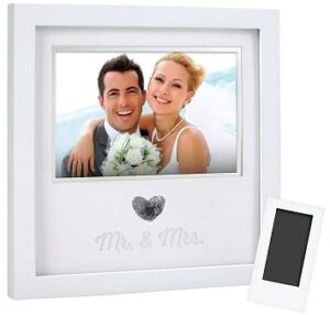 Best Wedding Gifts - Pearhead Thumbprint Pohot Frame