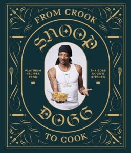 Best Holiday Gifts for Men - Snoop Dogg Cookbook