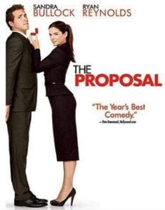 Best Rom Coms - The Proposal