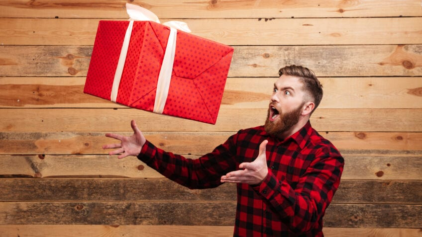 best holiday gifts for men