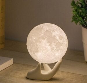Best White Elephant Gifts - MoonLight Nightlight