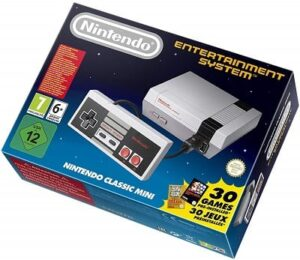Best Valentine's Gifts for Him - Nintendo Entertainment System
