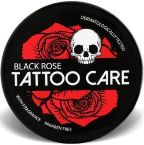 Best Tattoo Aftercare Products - Black Rose