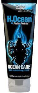 Best Tattoo Aftercare Products - H2Ocean