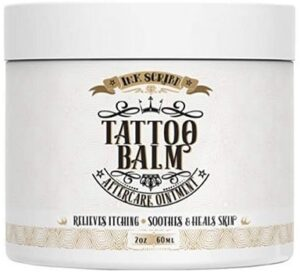 Best Tattoo Aftercare Products - Ink Scribd Healing Balm