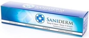 Best Tattoo Aftercare Products - Saniderm Aftercare Bandage