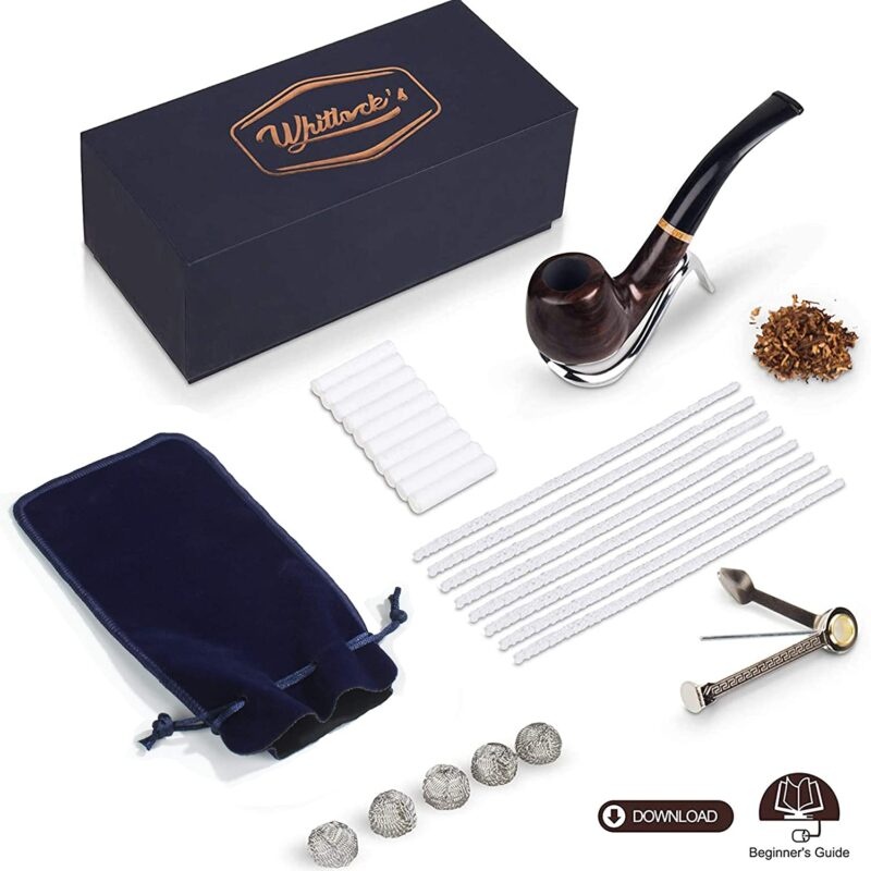 best wood pipes - Whitluck's House of Pipes