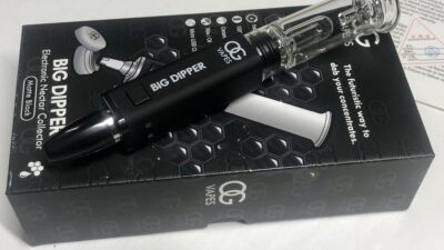 Big Dipper Electronic Nectar Collector Review 11